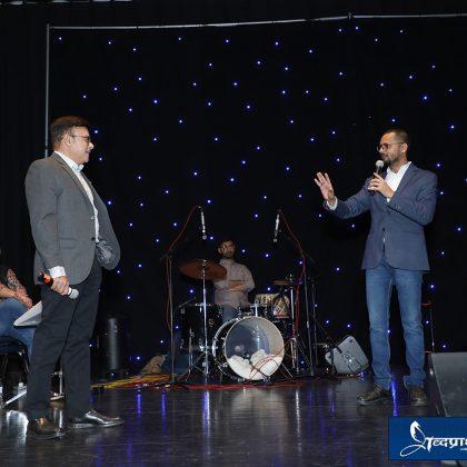 RJ Dhwanit & Dr. Bhachech